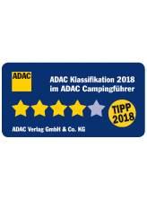 Auszeichnung - ADAC 4 Sterne