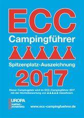 Auszeichnung - ECC Campingführer 2017