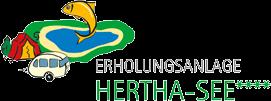 "camping ""HERTHASEE"" - Logo"