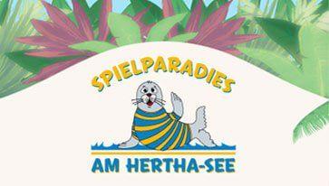 "Spieleparadies - camping ""HERTHASEE"""