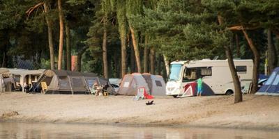 Kort kamperen