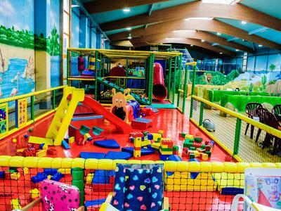 Indoor-Spielplatz - Für die kleinen