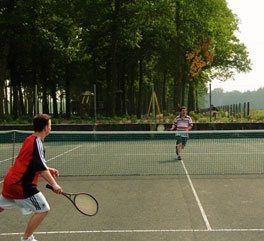 Tennis, Basketbal - 05